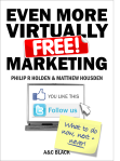 Cover design for 'Even More Virtuually Free Marketing'
